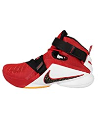 Nike Men's Lebron Soldier IX EP, UNIVERSITY RED/BLACK-TEAM RED-WHITE