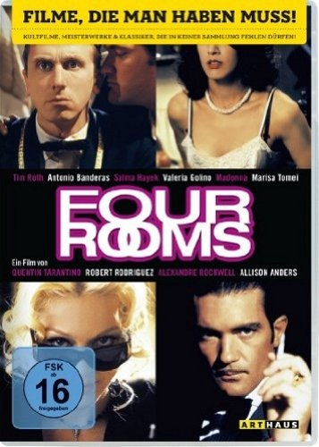 Four Rooms [Alemania] [DVD]