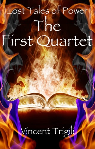 E-book - The First Quartet by Vincent Trigili