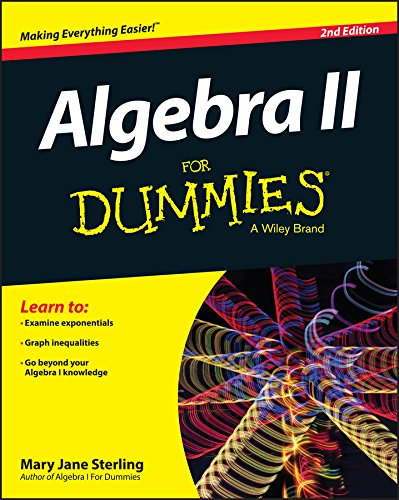 Algebra II For Dummies (Advanced Inequalities compare prices)