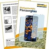 2x mumbi Panzerglasfolie Samsung Galaxy S6 / S6 Duos...