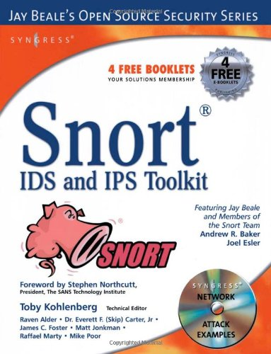 Snort IDS and IPS Toolkit