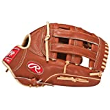 Rawlings Pro Preferred 12.75-inch Outfield Baseball Glove (PROS303-6BR) by Rawlings