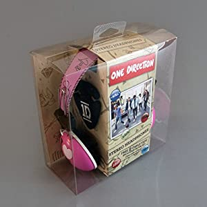 "Top of line  NEW! One Direction Headphones ""I Love 1D"""