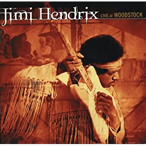 Jimi Hendrix -  Live At Woodstock (Disc 1)