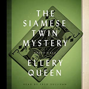 The Siamese Twin Mystery Audiobook