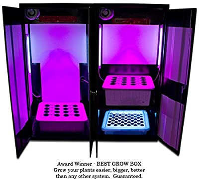 SuperCloset LED Trinity 3.0 Grow Box