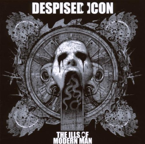The Ills Of Modern Man - Ltd. Tour Edition (CD + Bonus DVD) by Despised Icon (2008-10-20)