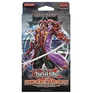 YuGiOh Samurai Warlords 1st EDITION Structure Deck (Yu Gi Oh ZEXAL)