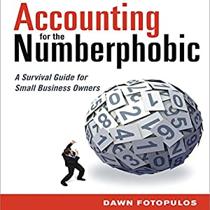 Accounting for the Numberphobic Hörbuch