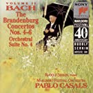 Brandenburg Concerti 4-6