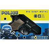 WDK PARTNER - A1100517 - Déguisements - Pistolet de Police