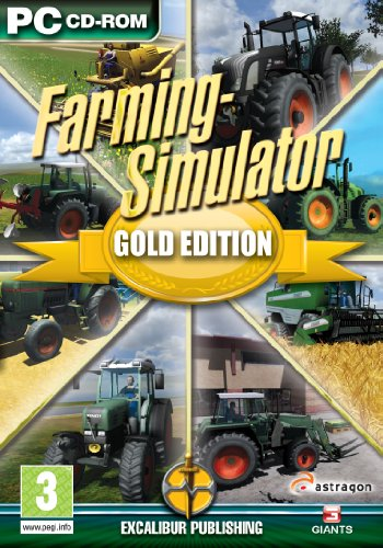 Farming Simulator - Gold Edition (PC CD)