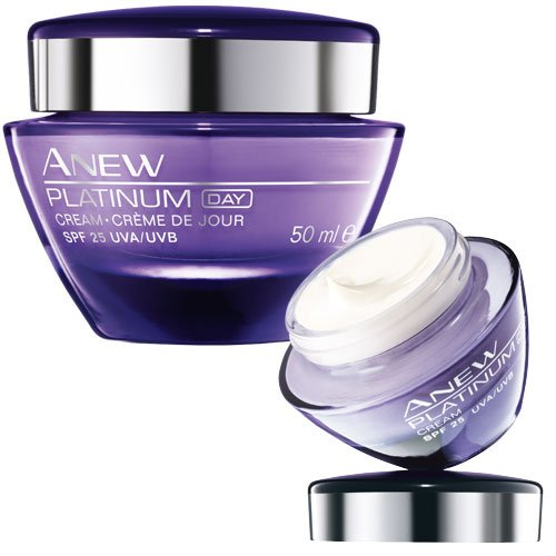 Avon ANEW Platinum Day Cream 60+