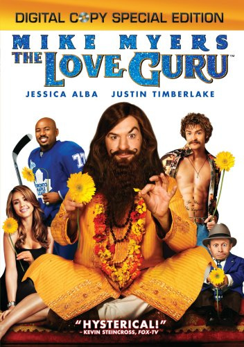 Cover art for  The Love Guru