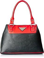 Nell Women's Handbag (H1127 RED)