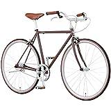 ミヤタ(MIYATA) シングルスピード フリーダムLEG ソイルブラウン AFRG485/AFRG525 52cm