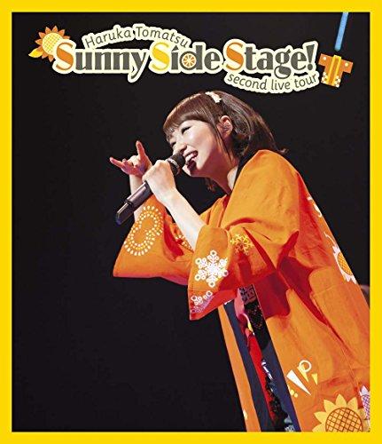 戸松遥 「second live tour Sunny Side Stage!」LIVE Blu-ray 戸松遥 戸松遥 ミュージックレイン