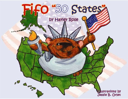 Fifo &quot;50 States&quot; by Hayley Rose