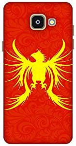 The Racoon Grip Phoenix hard plastic printed back case / cover for Samsung Galaxy A5 (2016)