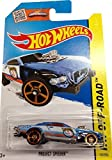Hot Wheels, 2015 HW Off-Road, Project Speeder [Blue] Die-Cast Vehicle #112/250 by Hot Wheels [並行輸入品]