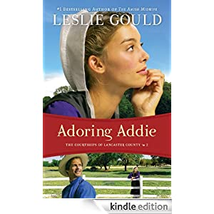Adoring Addie (The Courtships of Lancaster County Book #2)