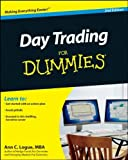 img - for Day Trading For Dummies by Ann C. Logue MBA (27-May-2011) Paperback book / textbook / text book