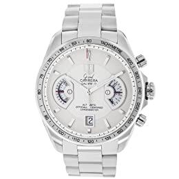 TAG Heuer Men s CAV511B BA0902 Grand Carrera Chronograph Calibre 17 RS Watch