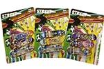 Pack of 3 Brand New Finger Board Skat...