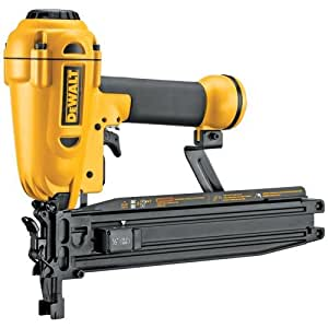 DEWALT D51431 1-Inch to 2-Inch 16-Gauge 1/2-Inch Medium Crown Stapler