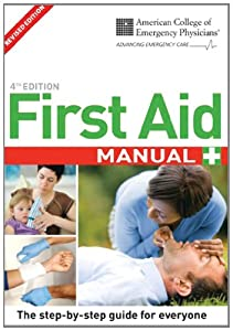 ACEP First Aid Manual, 4th Edition by DK