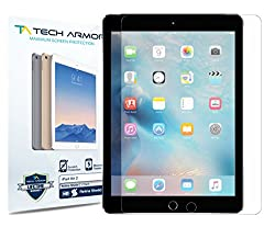Tech Armor Retina Shield - Blue light Blocking Screen Protector for Apple iPad Air 2 / iPad Air (first generation)