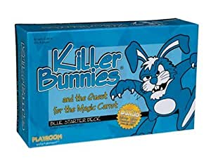 Killer Bunnies Blue Starter