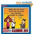 Dilbert 2014: Wandkalender