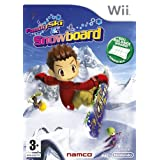 Family Ski And Snowboard (Wii)by Namco Bandai
