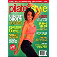 1-Yr. (6 Issues) of Pilates Style Magazine Subscription