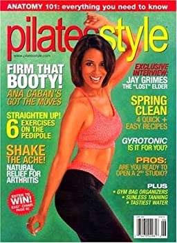 1-Yr. Pilates Style Magazine Subscription