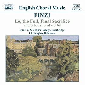 3 Anthems, Op. 27: My lovely one, Op. 27, No. 1