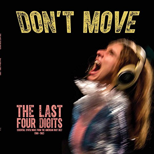 Last Four Digits - Don\\\'t Move (Limited Edition, With CD, Clear Vinyl)