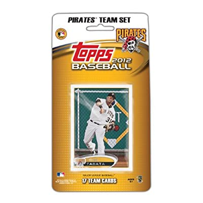 MLB Pittsburgh Pirates 2012 Topps Team Set