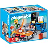Playmobil - 4326 - Jeu de construction - Classe de technologie