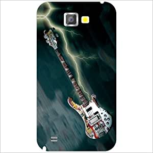 Samsung Galaxy Note 2 N7 Back Cover - Abstract Designer Cases