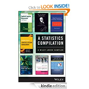 Logo for A Statistics Compilation: A Wiley eBook Sampler