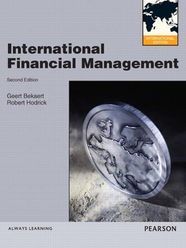International Financial Management:International Edition