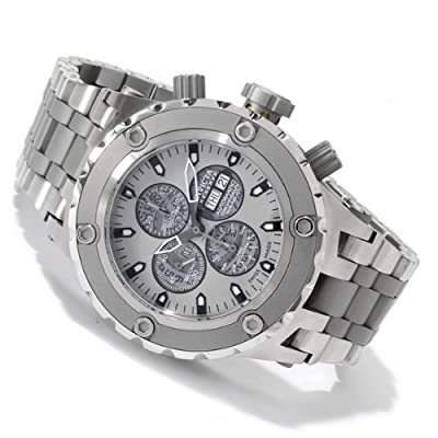 Invicta 0971 Reserve Specialty Automatic Stainless Steel Watch