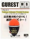 ガルツ(gartz) グレスト M B/オレンジ