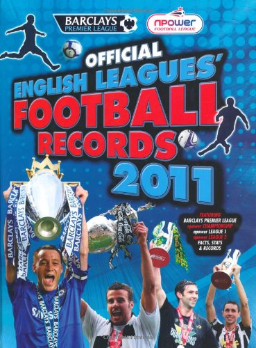 Official English Leagues' Football Records 2011 (Barclays Premie