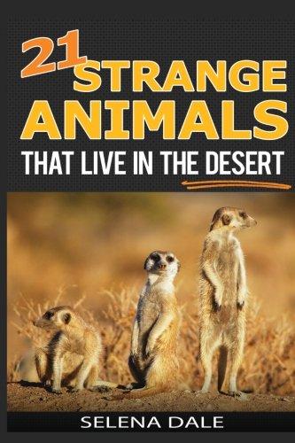 21 Strange Animals That Live In The Desert: Extraordinary Animal Photos &...