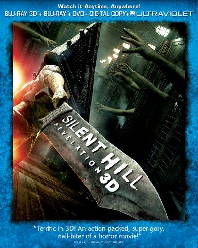 Silent Hill: Revelation (Blu-ray 3D + Blu-ray + DVD + Digital Copy + UltraViolet)
