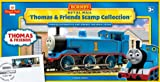 Hornby R9685 Thomas and Friends British Stamps: Thomas 00 Gauge Limited Edition Steam Locomotive